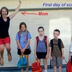Τα σχολεία άνοιξαν!